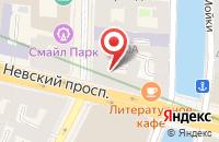 Схема проезда до компании Производственное объединение  в Санкт-Петербурге