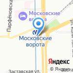 Coffee Like на карте Санкт-Петербурга