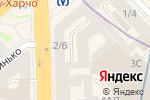 Схема проезда до компании Нега трэвел в Санкт-Петербурге