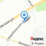 ПетроСтиль на карте Санкт-Петербурга