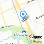 Дента-Сервис на карте Санкт-Петербурга