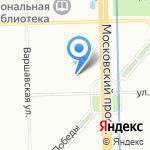 БИЖУ-МАСТЕР на карте Санкт-Петербурга