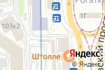 Схема проезда до компании Выпечка & Хлеб в Санкт-Петербурге