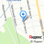 Третий пин на карте Санкт-Петербурга