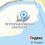 Memopix на карте Санкт-Петербурга