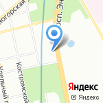 Лучший строитель на карте Санкт-Петербурга
