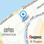 Российский государственный Архив Военно-Морского Флота на карте Санкт-Петербурга