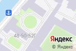 Схема проезда до компании Чемпионы в Санкт-Петербурге