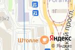 Схема проезда до компании Новый Дом в Санкт-Петербурге