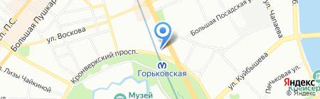 Моцарт на карте Санкт-Петербурга