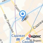 Gate 31 на карте Санкт-Петербурга