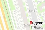 Схема проезда до компании ПРАКТИКА в Санкт-Петербурге