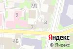 Схема проезда до компании Остров в Санкт-Петербурге