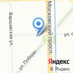 ЯRфрукт на карте Санкт-Петербурга
