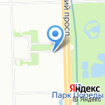 ATM на карте Санкт-Петербурга