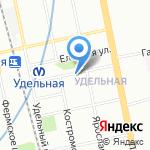 Яркие подарки на карте Санкт-Петербурга