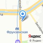 БТК групп на карте Санкт-Петербурга