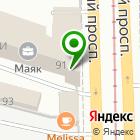 Местоположение компании МЕТНЕРУДСЕРВИС