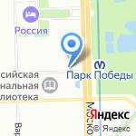 Здоровое питание на карте Санкт-Петербурга