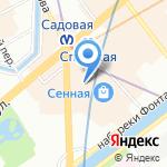 Stayer на карте Санкт-Петербурга