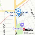Goodyear Welted технология на карте Санкт-Петербурга