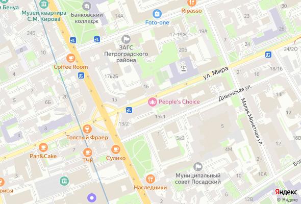 продажа квартир Дом у Австрийской площади