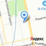 Новый век на карте Санкт-Петербурга