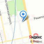 Налогоплательщик на карте Санкт-Петербурга