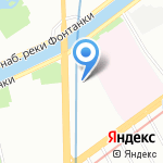 Star House на карте Санкт-Петербурга