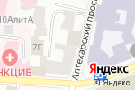 Схема проезда до компании Специал Электроник, ЗАО в Санкт-Петербурге