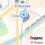 Сомон Трейд на карте Санкт-Петербурга