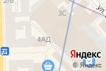Схема проезда до компании Sweetmama в Санкт-Петербурге