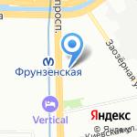 Rich Art на карте Санкт-Петербурга