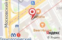 Схема проезда до компании ГОСтКабель в Подольске
