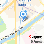Северо-Западное межрегиональное управление государственного автодорожного надзора на карте Санкт-Петербурга
