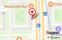 Схема проезда до компании Айти Бизнес в Санкт-Петербурге