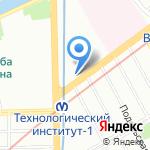 Информационный центр по атомной энергии на карте Санкт-Петербурга
