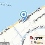Швейная мастерская Марии Евстигнеевой на карте Санкт-Петербурга