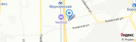 Grand Империал на карте Санкт-Петербурга