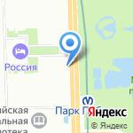 ГУЯН и К на карте Санкт-Петербурга