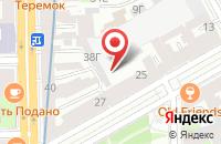 Схема проезда до компании Акм в Санкт-Петербурге