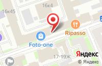 Схема проезда до компании Мюнк Инжиниринг в Санкт-Петербурге