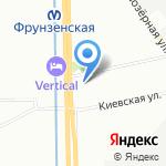 Нотариусы Варельджян Г.А. на карте Санкт-Петербурга