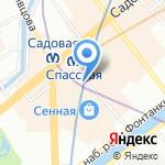 Smart Security Systems на карте Санкт-Петербурга