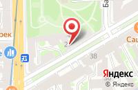 Схема проезда до компании Вокс Концепт в Санкт-Петербурге