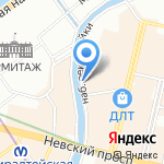 PARK BY OSIPCHUK на карте Санкт-Петербурга