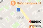 Схема проезда до компании Bazar в Санкт-Петербурге