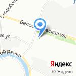 Экоинж на карте Санкт-Петербурга