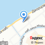 ГСА-груп на карте Санкт-Петербурга