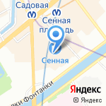 Дары Вологодчины на карте Санкт-Петербурга